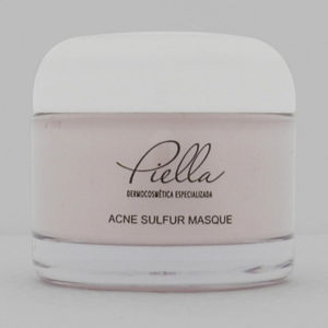 Acne Sulfur Mask