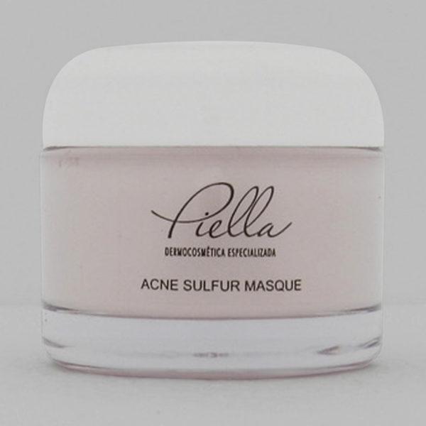 Acne Sulfur Mask