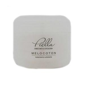 exfoliante de Melocoton